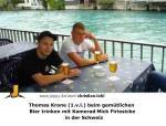 T.Krone und Mick Friesicke