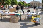 2011.05.28 Brandenburg Anti NPD Infostand 001